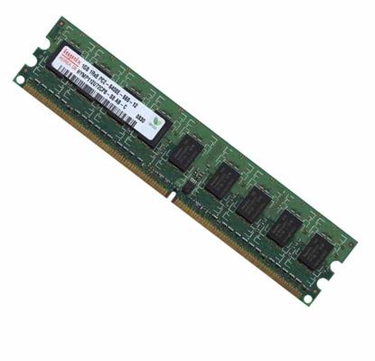 HP 1GB (1x1GB) Dual Rank PC2-6400 (DDR2-800) Unbuffered Memory Kit P/N:450259-B21