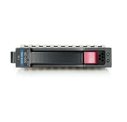 تصویر از HP 500GB 3G SATA 7.2K rpm SFF (2.5-inch) Non-hot Plug Midline Hard Drive PN:507753-B21