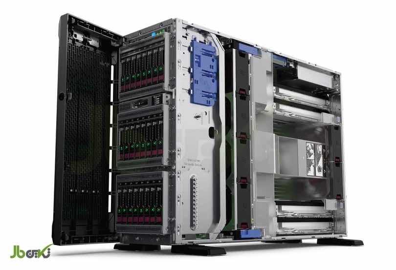 بررسی سرور HPE ProLiant ML350 G10