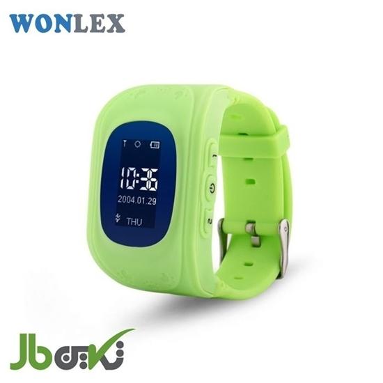 ساعت هوشمند ردیاب Wonlex Q50