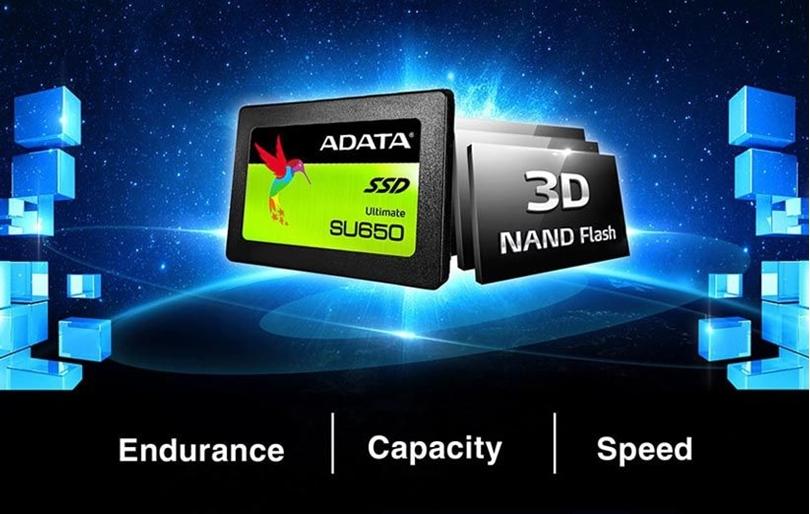 معرفی سری جدید هاردهای SSD مدل SR2000 توسط کمپانی ADATA