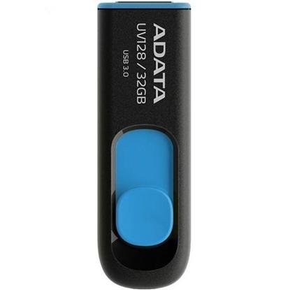 فلش مموری  ای دیتا  مدل UV128 ظرفیت 32 گیگابایت