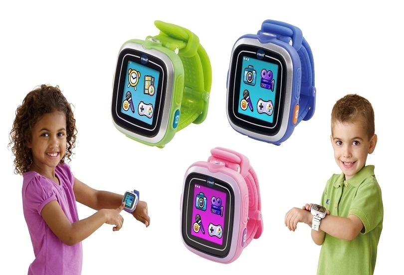 پیشرفت ساعت های هوشمند کودک
