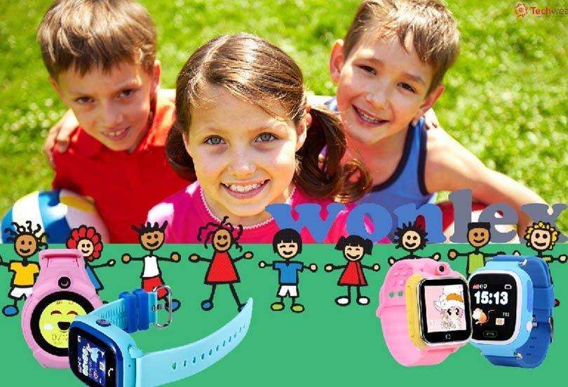 آشنایی با ساعت هوشمند جیپیاس دارGW1000 تولید شرکت Wonlex