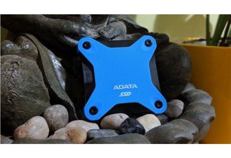 بررسی درایو اکسترنال SD600Q محصول شرکت Adata