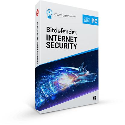 آنتی ویروس بیت دیفندر اینترنت سکیوریتی 2019 پنج کاربر یک ساله