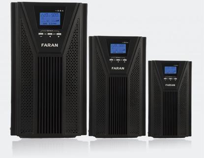 یو پی اس فاران مدل Titan Plus 1k 3*9- خرید یو پی اس