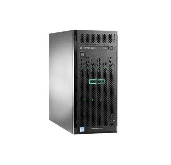 سرور ایستاده اچ پی ML10 G9 E3-1225 v5 8GB-R 2TB 838124-425 - قیمت سرور