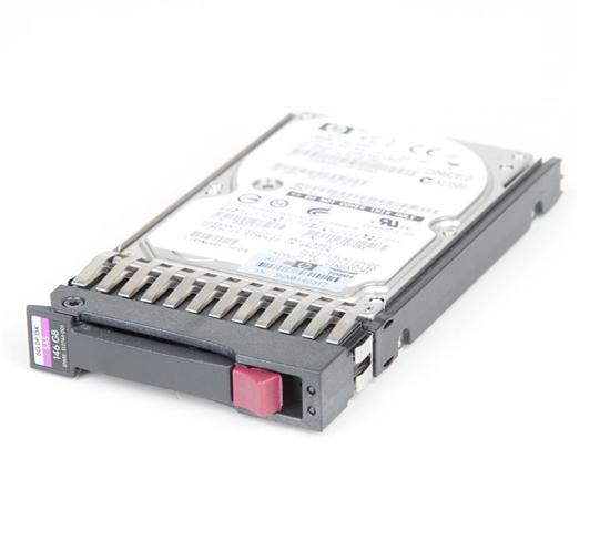 HP 146GB 6G SAS 15K rpm SFF (2.5-inch) Dual Port Enterprise Hard Drive 512547-B21 - هارد سرور