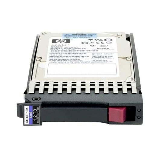 HP 1.2TB 6G SAS 10K SFF (2.5-inch) Dual Port Enterprise Hard Drive 693648-B21 - هارد اچ پی